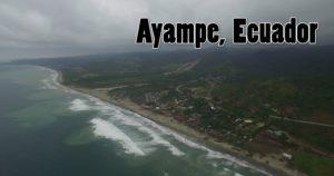Ayampe Beach