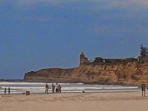 Punta de Montañita